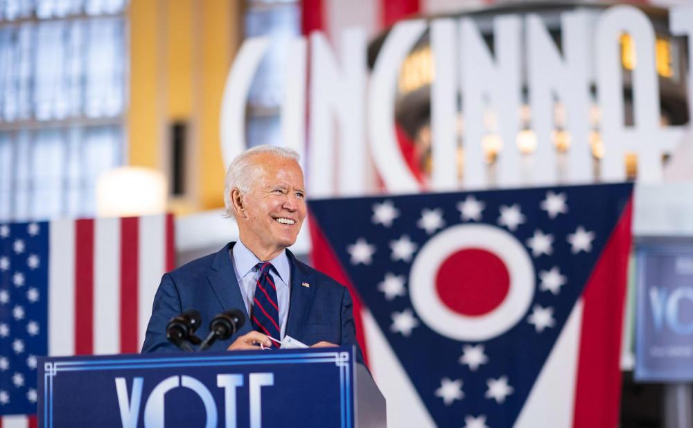 Biden trong chiến dịch tranh cử