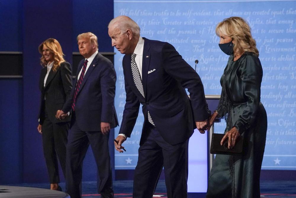 Chặng đường đến Nhà trắng 2020 là một trong những cuộc bầu cử đáng nhớ nhất trong lịch sử nước Mỹ