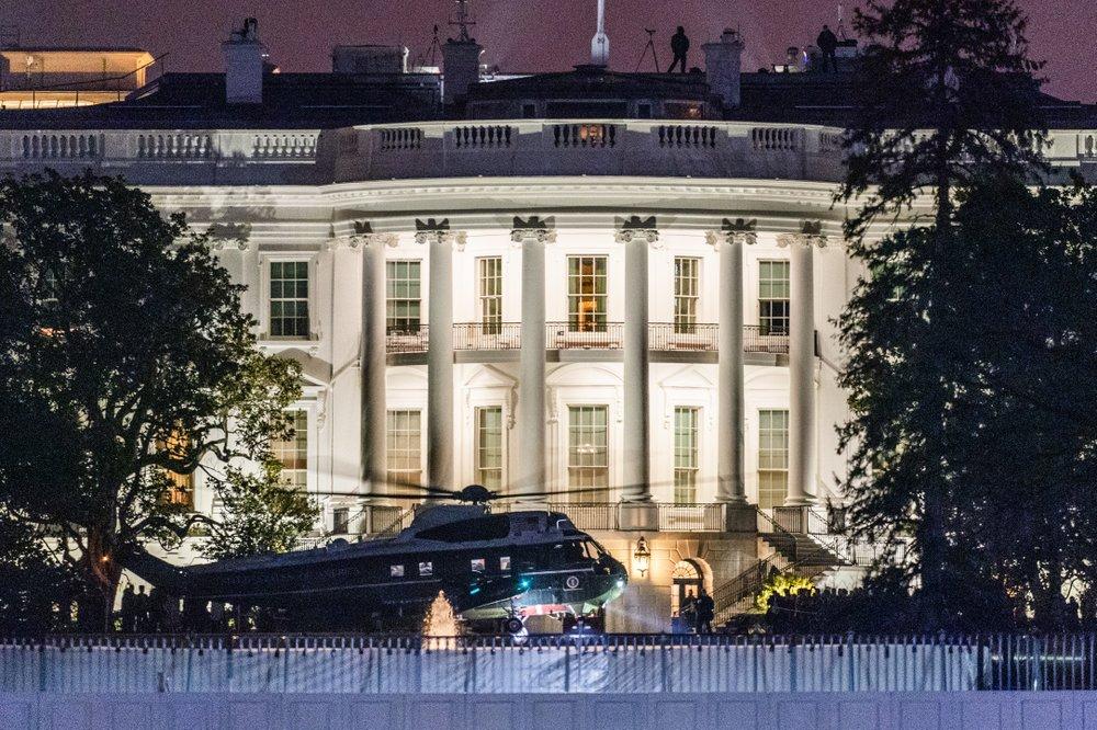 Nhà Trắng chào tạm biệt người chủ thứ 45 của mình, chuẩn bị chào đón chủ nhân mới vào trưa 20/1