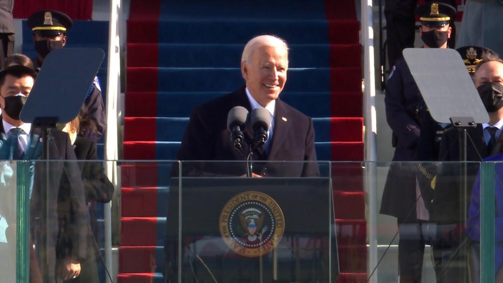 Ông Joe Biden thừa nhận những bất đồng trong nội bộ nước Mỹ và hứa sẽ thay đổi vì sự đoàn kết