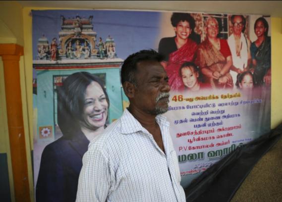 Ở quê nhà ông ngoại của cô Thulasendrapuram, khoảng 350 km (215 dặm) từ thành phố ven biển phía nam của Chennai, mọi người đều hân hoan và chuẩn bị cho lễ kỷ niệm.