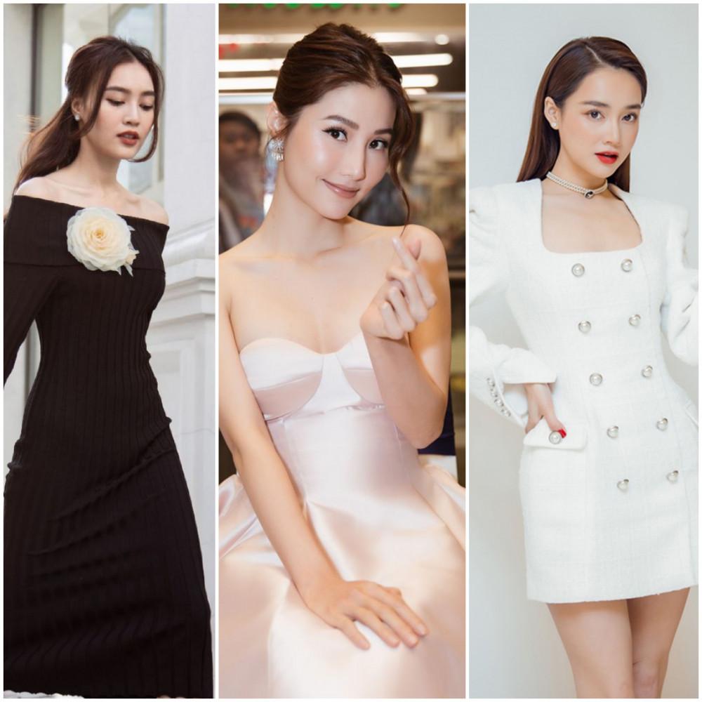 Đầu năm 2021, bộ ba ngọc nữ Ninh Dương lan Ngọc, Diễm My 9x và Nhã Phương sẽ có màn kết hợp trong tác phẩm 1990 đang được người hâm mộ đón đợi.