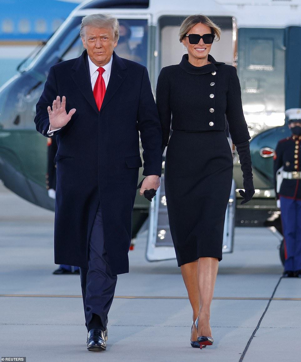 Sáng sớm ngày 20/1 (giờ đĩa phương) Tổng thống Donald Trump đã có bài phát biểu cuối cùng trên cương vị tổng thống trước khi rời Nhà Trắng, chính thức khép lại nhei65m kỳ 4 năm của mình