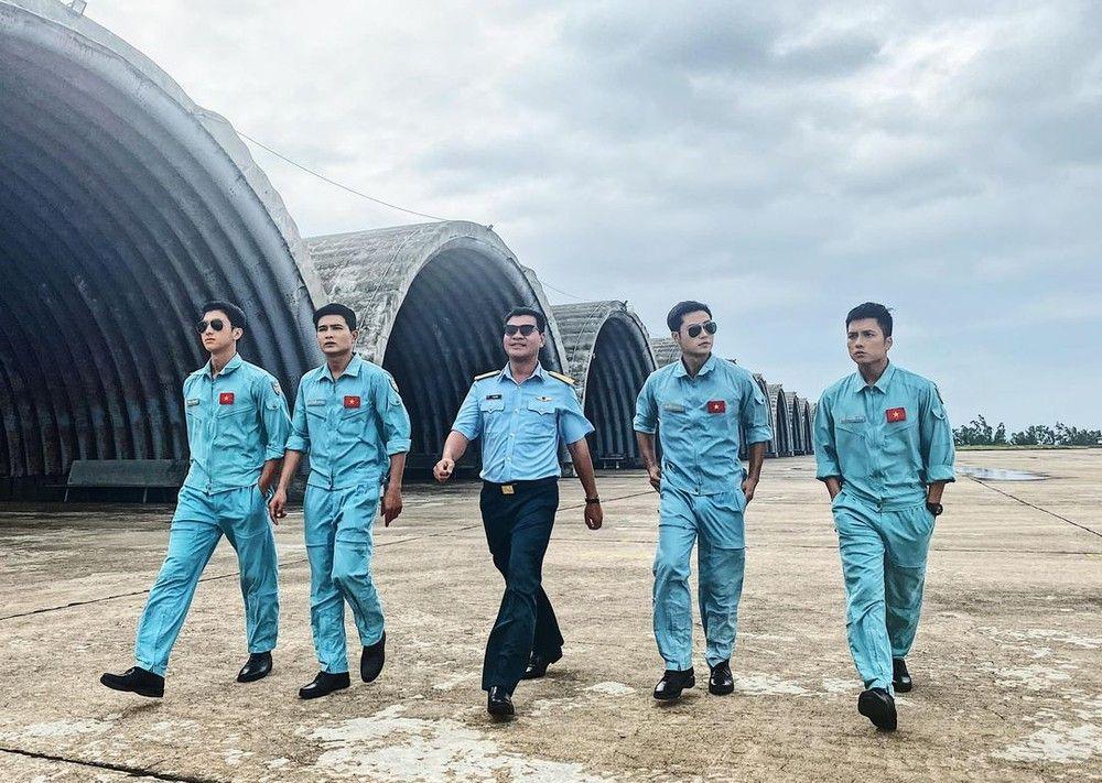Hình ảnh về người lính không quân sẽ xuất hiện trong dịp Tết Tân Sửu