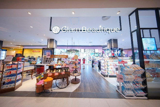 Glam Beautique chính thức khai trương cửa hàng thứ 4 tại AEON Hải Phòng Lê Chân