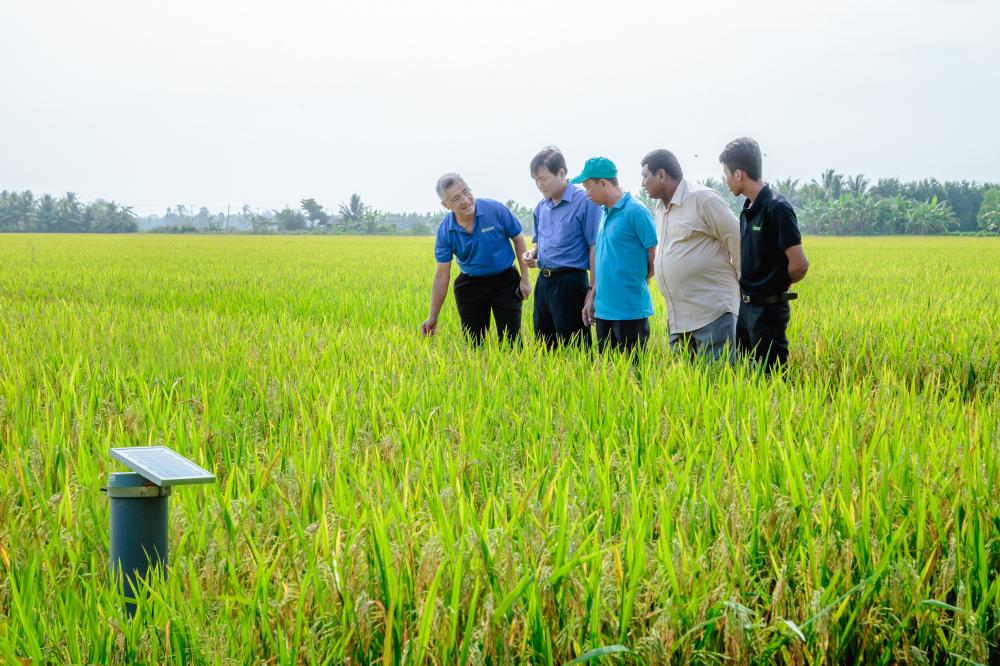 phần lớn là những phát minh tập trung vào việc ứng dụng công nghệ cao vào nông nghiệp