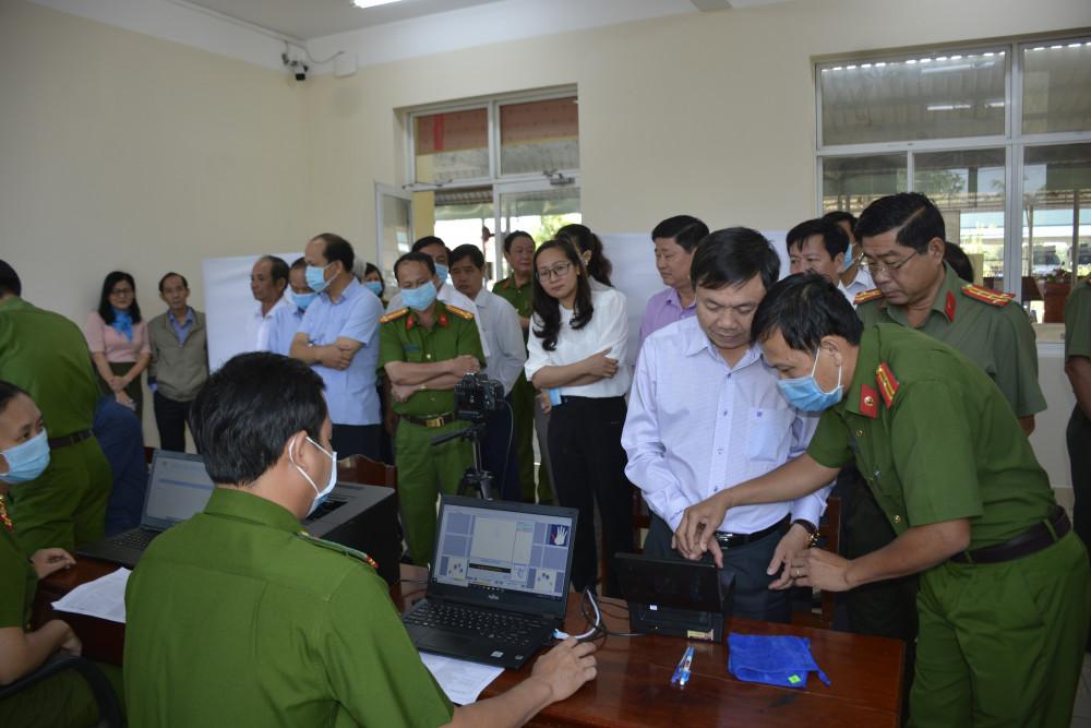 Cấp căn cước công dân tại tỉnh Đồng Tháp