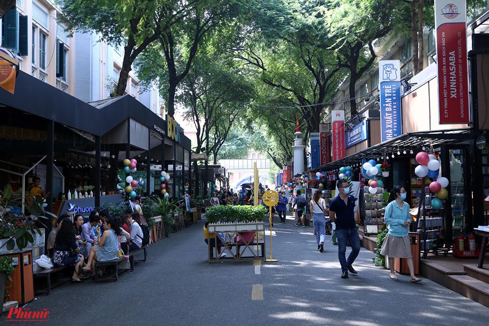 Lễ hội đường hoa, đường sách Tết Tân Sửu 2021 sẽ diễn ra từ 13 tháng Chạp đến mùng 5 Tết.