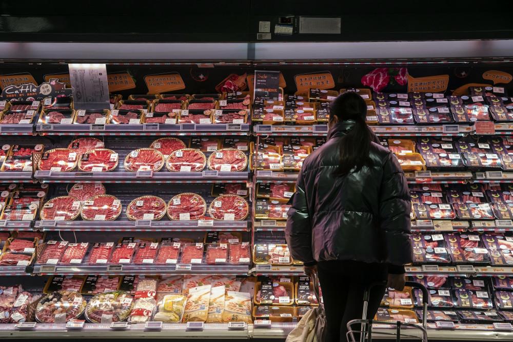 Trung Quốc là nơi sản xuất và tiêu thụ thịt heo lớn nhất thế giới
