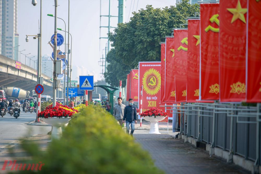 Đại hội đại biểu toàn quốc lần thứ XIII của Đảng là một trong những sự kiện chính trị quan trọng, là ngày hội lớn của đất nước.diễn ra từ ngày 25.1 đến 2.2 tại Trung tâm Hội nghị quốc gia, số 1 Đại lộ Thăng Long, quận Nam Từ Liêm, Hà Nội.