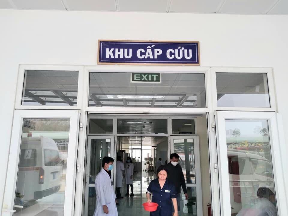 Khoa Nhi của Bệnh viện Đa khoa tỉnh Bình Dương được chuyền về đây và phục vụ từ ngày 20/1