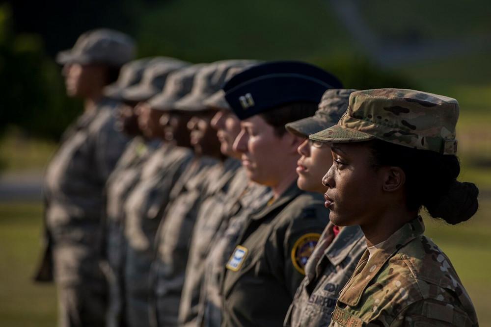 Tình trạng xâm hại tình dục trong lực lượng vũ trang đã tồn tại suốt một thời gian dài mà không có giải pháp hữu hiệu để ngăn chặn - Ảnh: Micaiah Anthony/Air Force