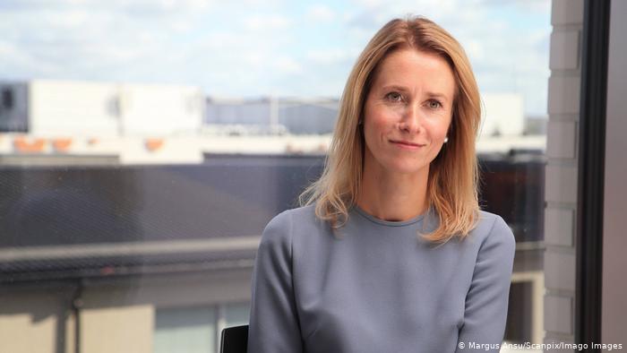 Bà Kaja Kallas sẽ trở thành nữ Thủ tướng đầu tiên của Estonia - Ảnh: Scanpix Images