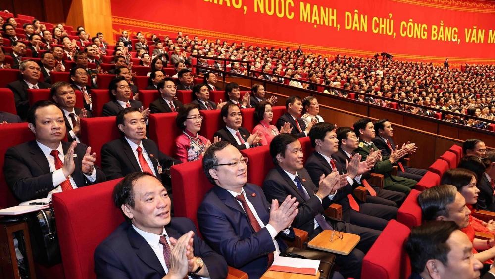 1.587 đại biểu đại diện hơn 5 triệu đảng viên về dự Đại hội