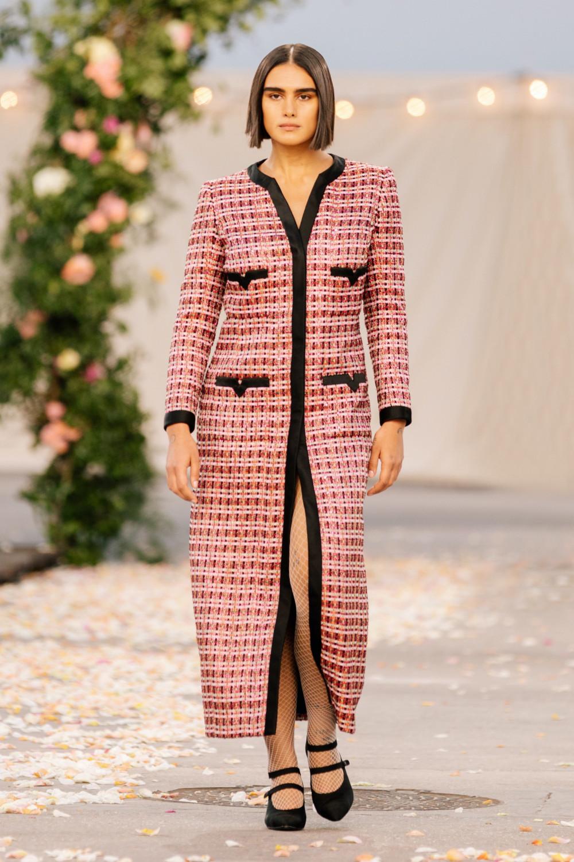 Một thiết kế mang hơi hướng của phong cách menswear.