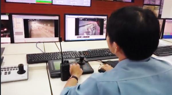 Trung tâm điều hành chỉ huy của đô thị thông minh TP.HCM