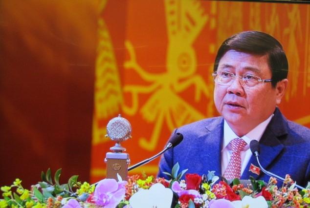 Nguyễn Thành Phong - Ủy viên Trung ương Đảng, Phó bí thư Thành ủy, Chủ tịch UBND TPHCM