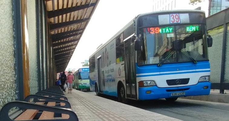Nhu cầu đi lại dịp Tết dự báo sẽ giảm nên TPHCM sẽ giảm rất nhiều chuyến so với ngày thường.