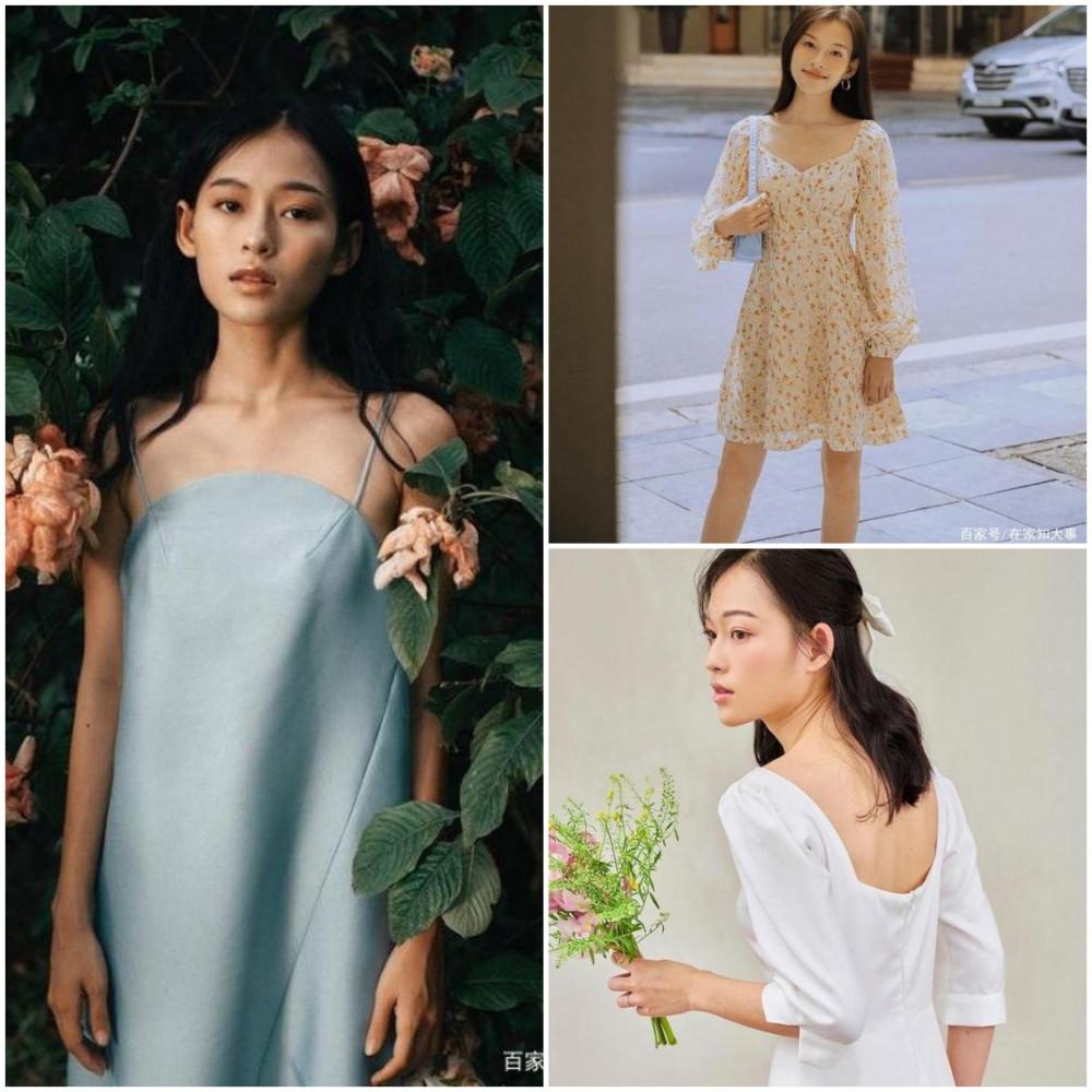 Minh Hà không ngại biến hóa trong mọi phong cách, lúc thì dịu dàng trong những bộ cánh dáng dài nữ tính, khi lại cá tính với quần jaen, áo thun trẻ trung.