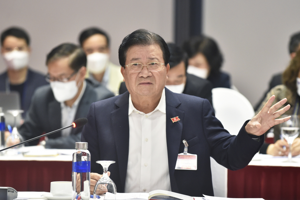 Phó Thủ tướng Trịnh Đình Dũng