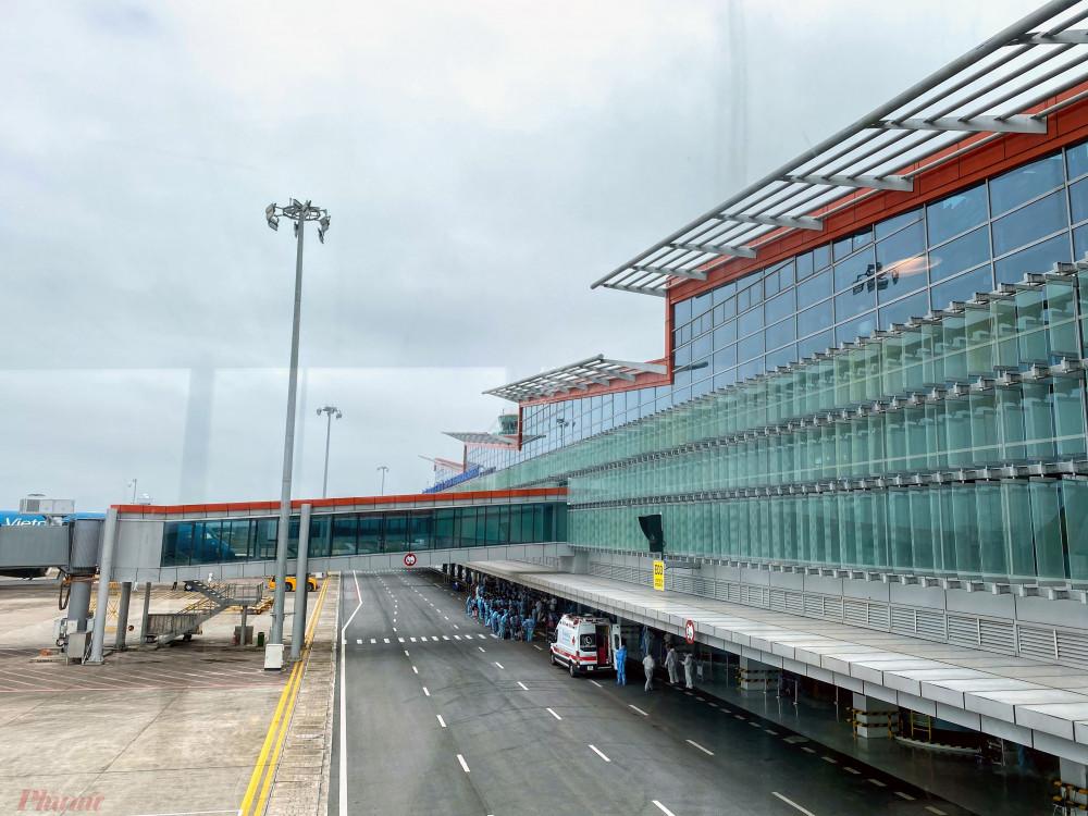 Sân bay Vân Đồn (Quảng Ninh). Ảnh: Quốc Thái