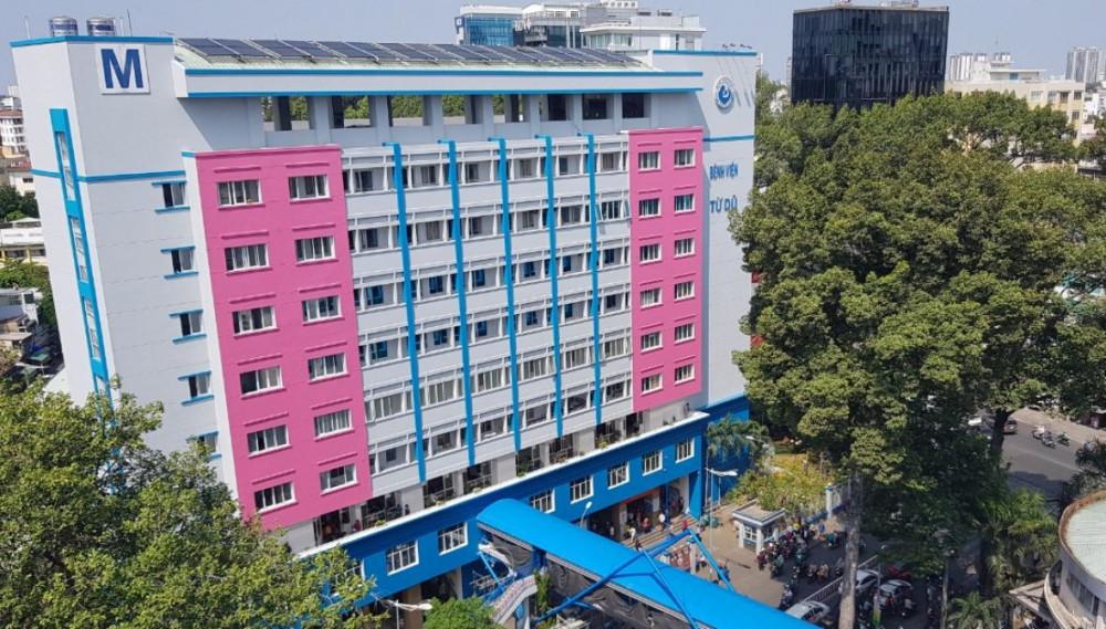 Bệnh viện Từ Dũ TPHCM