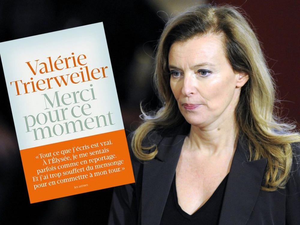 Cựu đệ nhất phu nhân Pháp và cuốn tự truyện gây tranh cãi, bị người trong cuộc phản ứng.
