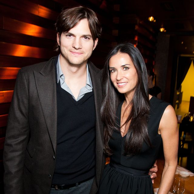Demi Moore và chồng cũ Ashton Kutcher ly hôn vì cô khẳng định chồng ngoại tình.
