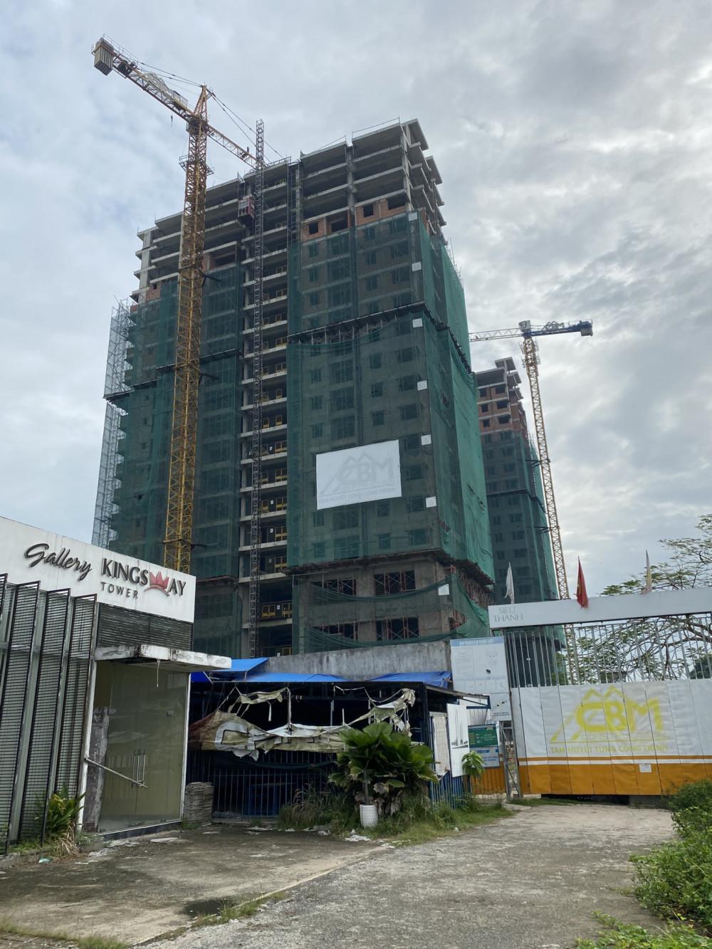 Cơ quan Cảnh sát điều tra - Công an TPHCM vừa ra quyết định khởi tố vụ án hình sự xảy ra tại Công ty Siêu Thành - chủ đầu tư dự án Kingsway Tower
