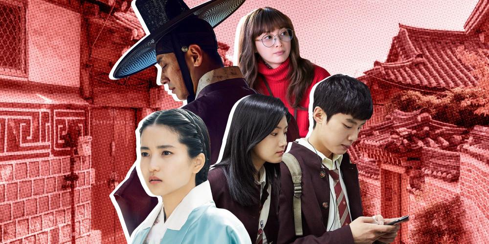 Phim Hàn Quốc trên Netflix lọt top phim được yêu thích nhất ở Đông Nam Á.