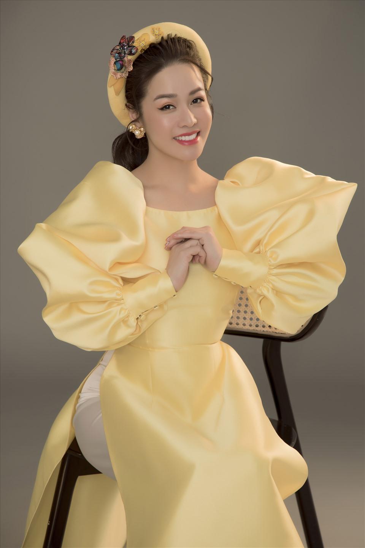 Nhật Kim Anh hứa hẹn năm 2021 sẽ là năm bùng nổ của cô về các dự án nghệ thuật.