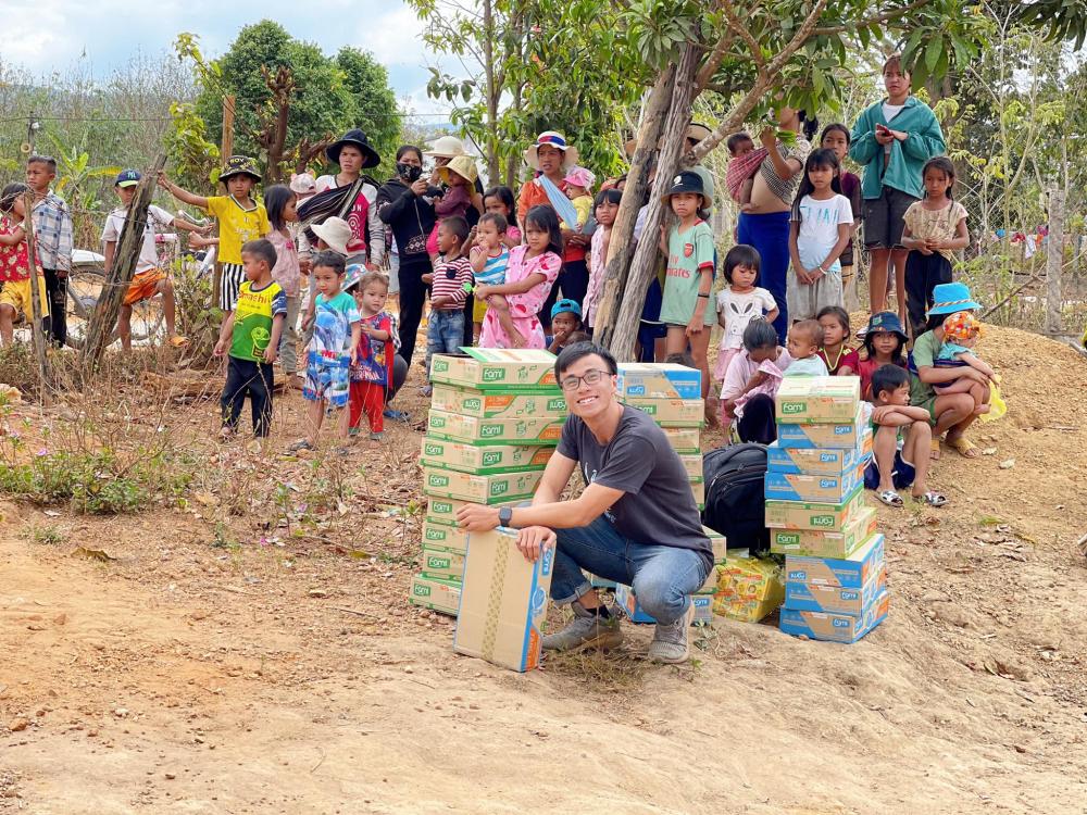 Hành trình ở Kon Tum.