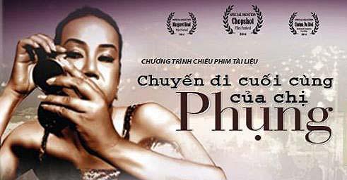Chuyến đi cuối cùng của chị Phụng - Một bộ phim hiếm hoi về người chuyển giới hát lô tô.