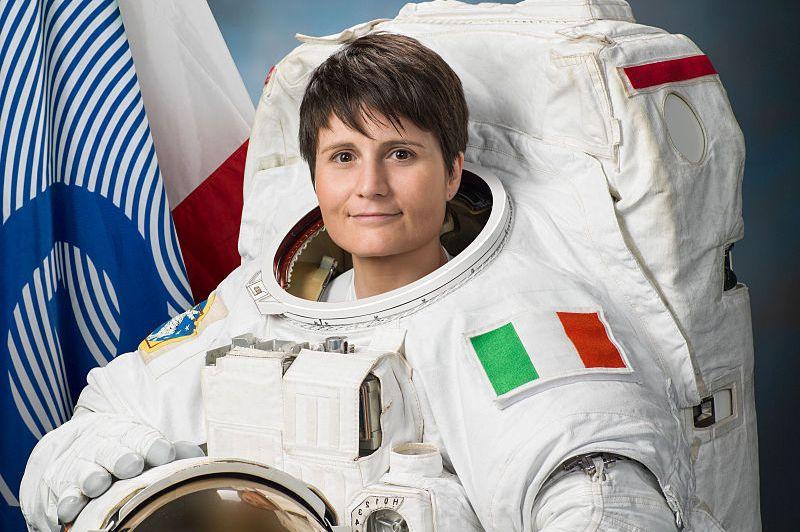 Cô Samantha Cristoforetti là một trong hai nữ phi hành gia hiếm hoi đang làm việc cho ESA - Ảnh: Robert Markowitz/NASA