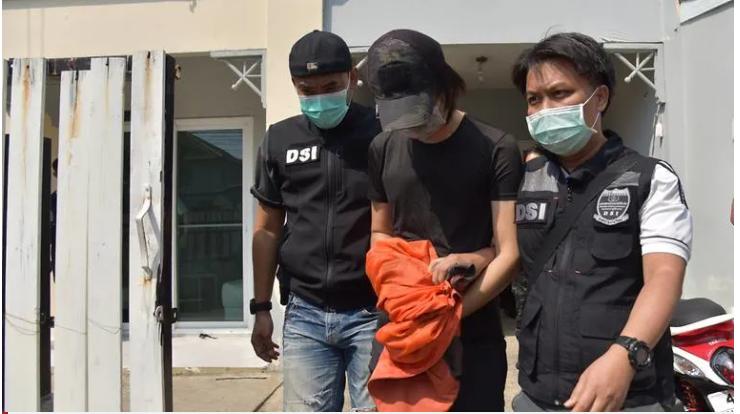 Danudet 'Nene' Sangkaew bị bắt giữ hôm 11/2