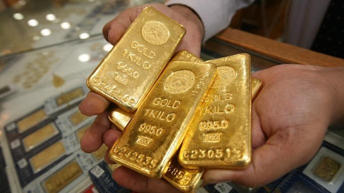 Giá vàng giảm mạnh sau kỳ nghỉ Tết Nguyên đán Tân Sửu - Ảnh minh họa
