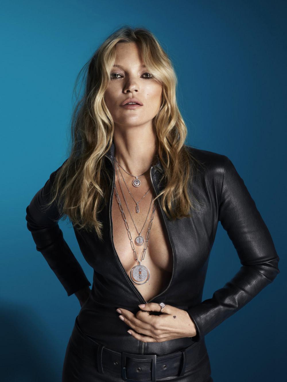 Kate Moss lên tiếng vì chính cô cũng như
