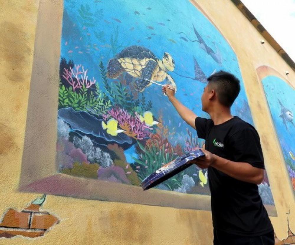 SUA 2021 hứa hẹn sẽ thu hút nhiều bạn trẻ đam mê nghệ thuật đường phố tham dự.