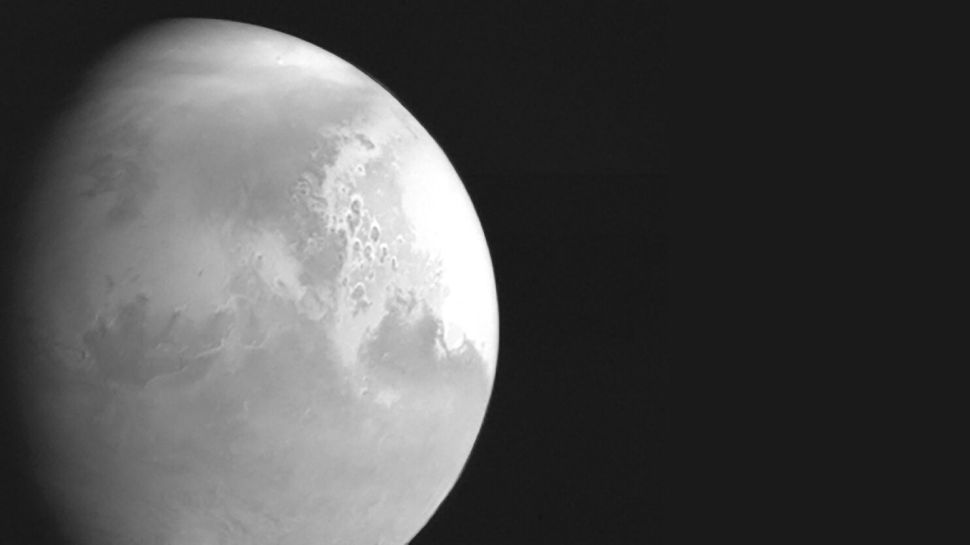 Bắc Kinh công bố hình ảnh sao Hỏa do sứ mệnh Tianwen-1 gừi về hôm 5/2