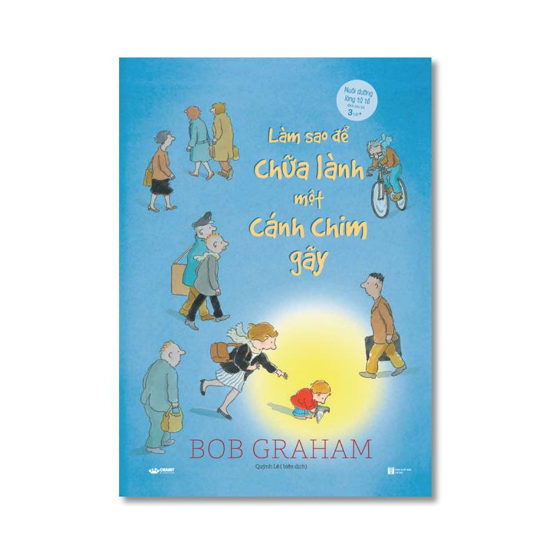 Cuốn sách nhỏ nuôi dưỡng tâm hồn trẻ tình yêu thương, lòng trắc ẩn