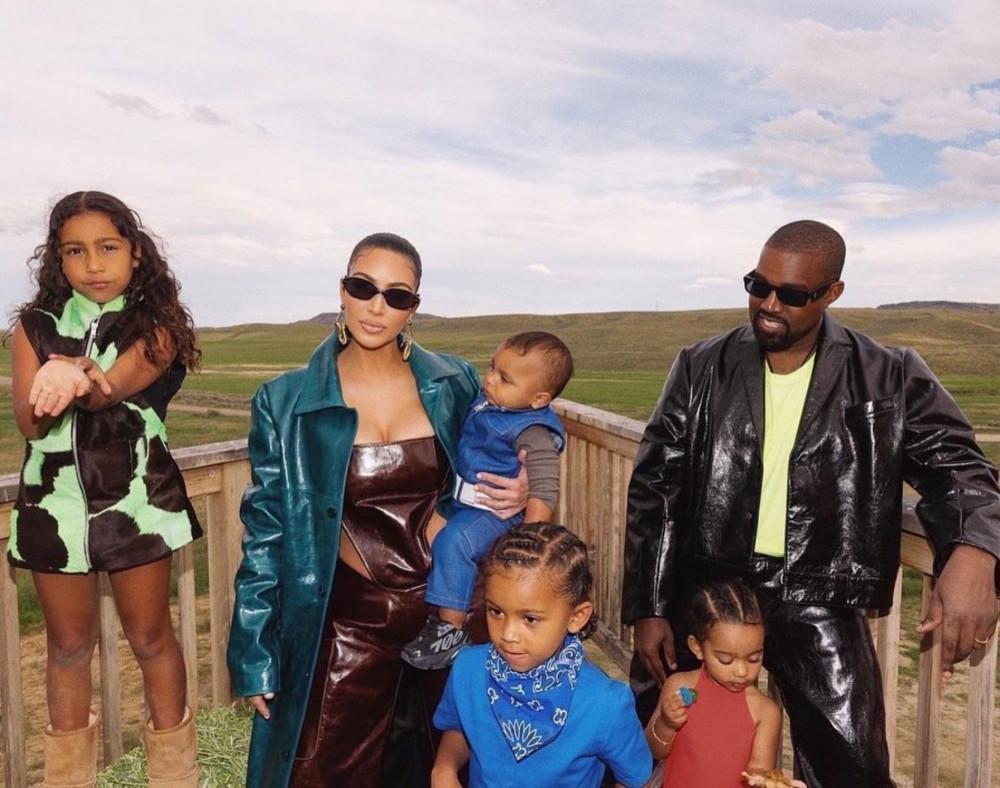 Mái ấm của Kim Kardashian trước khi đệ đơn ly hôn.