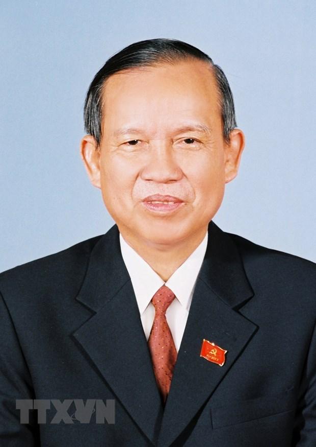 Ông Trương Vĩnh Trọng - nguyên Ủy viên Bộ Chính trị, Bí thư Trung ương Đảng, nguyên Phó Thủ tướng Chính phủ