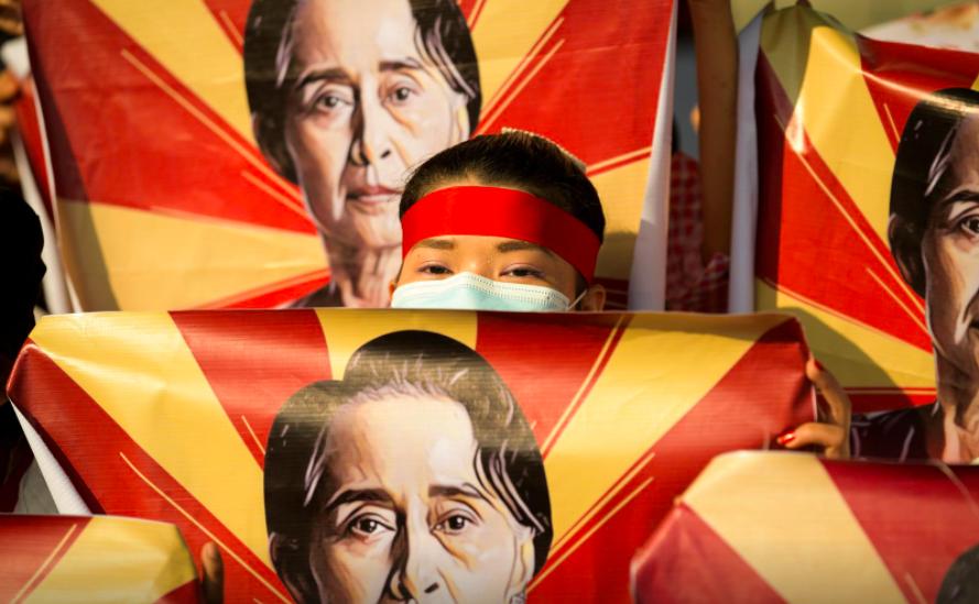 Bà Suu Kyi sẽ hầu toà vào ngày 1/3 tới