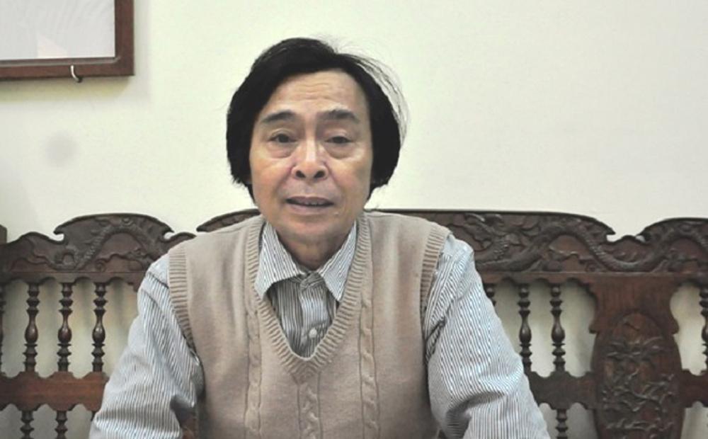 Nhà nghiên cứu Nguyễn Hùng Vĩ