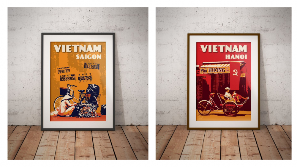 Sài Gòn và Hà Nội