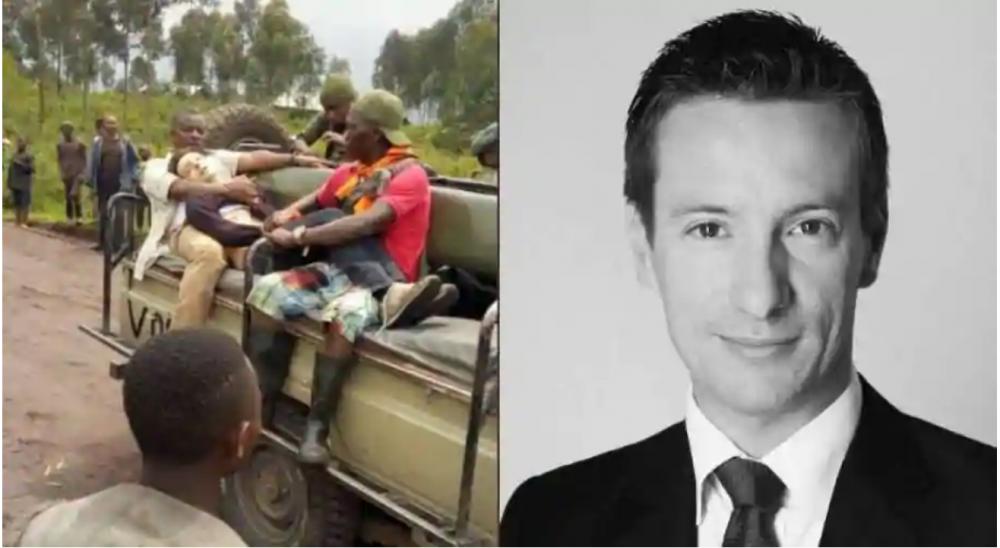 Đại sứ Italy Luca Attanasio thiệt mạng trong vụ tấn công đoàn xe Liên Hợp Quốc tại Congo - Ảnh: The Chronicles