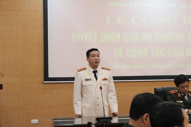 Đại tá Phùng Anh Lê.