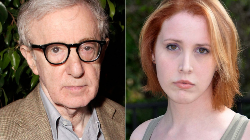 Dylan Farrow từng nhiều lần lên tiếng cáo buộc đạo diễn Woody Allen từng nhiều lần