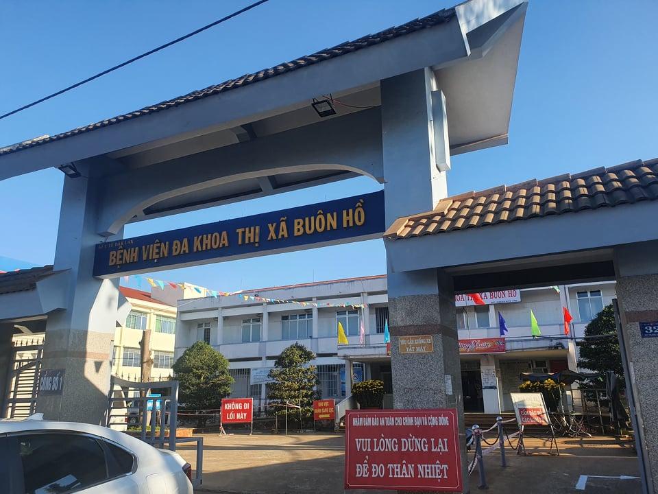 Bệnh viện Đa khoa thị xã Buôn Hồ