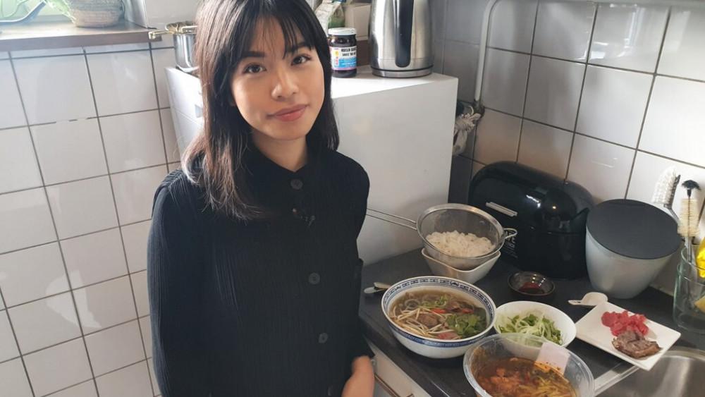 Cộng đồng người Việt tại Hà Lan bày tỏ quyết tâm bảo vệ món Phở truyền thống của người Việt - Ảnh: rtlnieuws